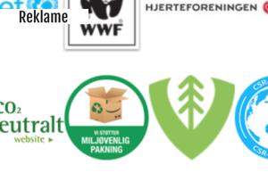 badges på hjemmesider